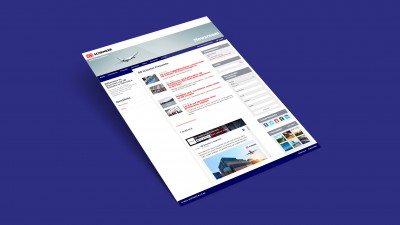 DB SCHENKER Newsroom Website